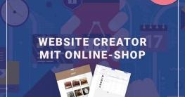 eCommerce mit dem Website Creator