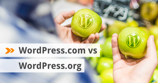 WordPress.com vs WordPress.org: Was ist der Unterschied?